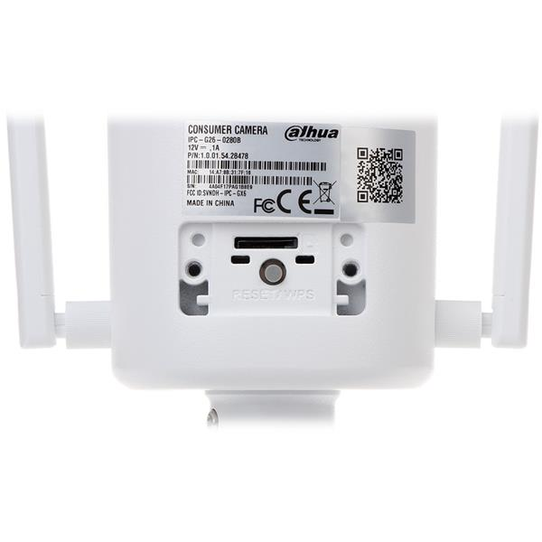 KAMERA IP IPC-G26-0280B Wi-Fi, - 1080p 2.8 mm DAHUA